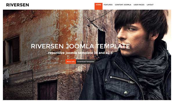 riversen joomla themes